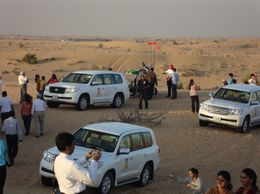 Photo of Dubai Private Tour: 4x4 Desert Adventure Safari from Dubai Photo stop