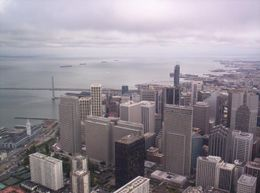 Photo of San Francisco San Francisco Golden Gate Seaplane Tour San Francisco from the air