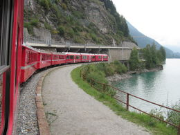 Swiss Train Ride , Deanna J - October 2015
