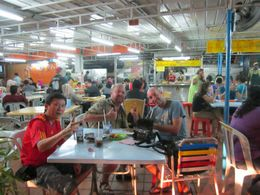 Photo of Kuala Lumpur Eat Like a Local: Kuala Lumpur Hawker Center and Street Food Tour by Night Thumbs up!