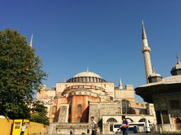 Photo of Istanbul Istanbul in One Day Sightseeing Tour: Topkapi Palace, Hagia Sophia, Blue Mosque, Grand Bazaar 1848.jpg