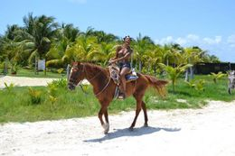 Photo of Cancun Horseback Riding near Cancun cancun 5