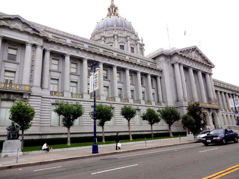 Civic center - San Francisco