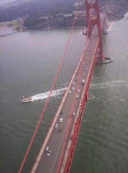 Photo of San Francisco San Francisco Golden Gate Seaplane Tour Golden Gate Bridge