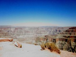Photo of Las Vegas Grand Canyon and Hoover Dam Day Trip from Las Vegas with Optional Skywalk Grand Canyon West Rim