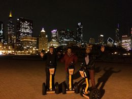 Segway tour with Vermon, Cappy and Brian and tour guide Josh!! , Brian K - November 2015