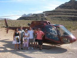 Photo of Las Vegas Grand Canyon All American Helicopter Tour Helicopter Tour of the Grand Canyon