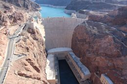 The Great Hoover Dam! , Brian Y - September 2012
