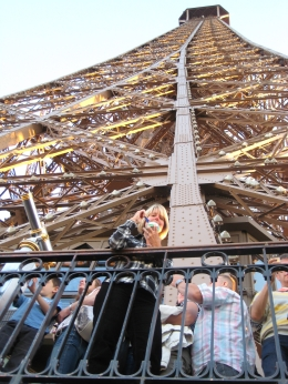 Photo of Paris Eiffel Tower, Seine River Cruise and Paris Illuminations Night Tour IMG_1942