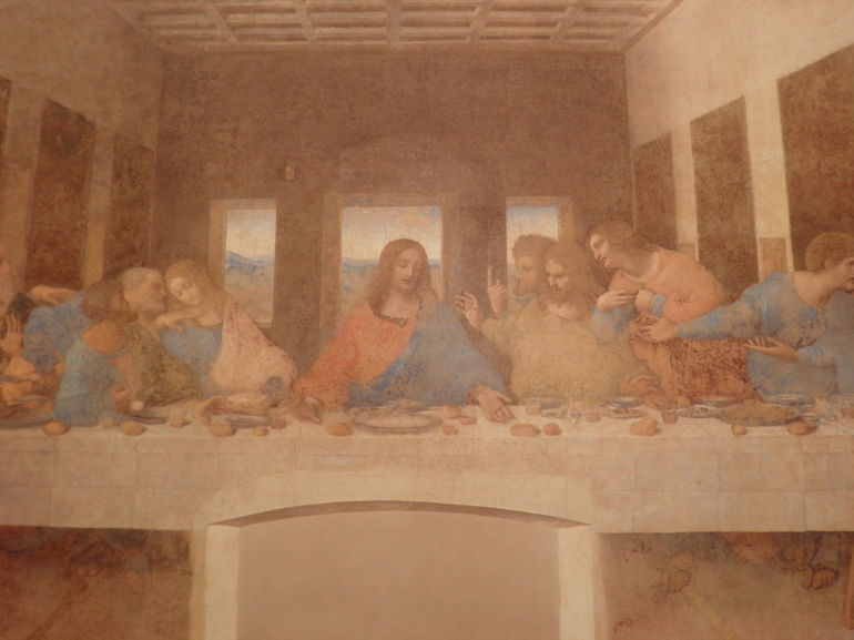 Last supper - - Milan