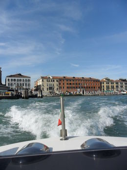 Photo of Venice Venice Marco Polo Airport Link Departure Transfer Leaving Venice