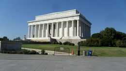 Photo of Washington DC Capitol Hill and DC Monuments Tour by Electric Cart lincoln memorial