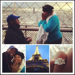 Photo of Paris Paris City Tour, Seine River Cruise and Eiffel Tower Marriage Proposal on Viator Eiffel Tower tour