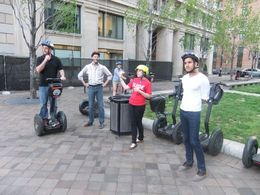 Photo of Washington DC Washington DC Segway Night Tour our first stop