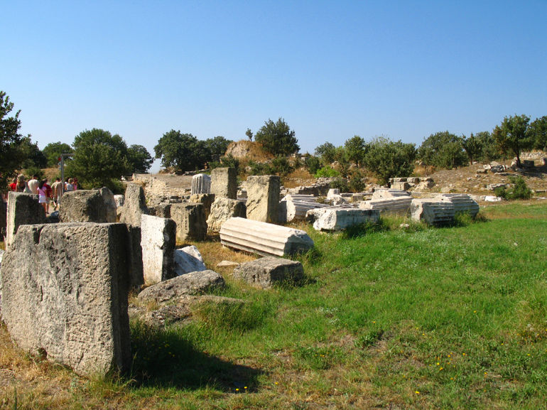 Ruins of Troy - Istanbul