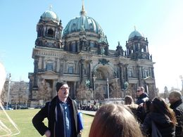 Photo of   Ryan and Berlin Cathedral