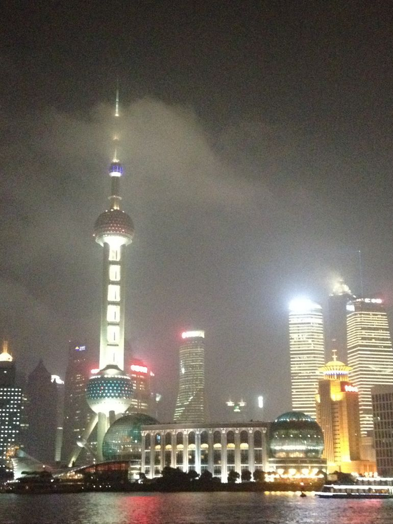 Shanghai by Night - Shanghai