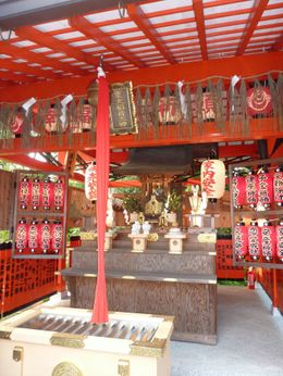 Photo of Kyoto Kyoto Full-Day Sightseeing Tour including Nijo Castle and Kiyomizu Temple Side Altar at Kiyomizu Temple