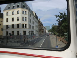 Spectacular view on the topless bus. , R.Choy - August 2012