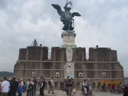Photo of Rome Rome Angels and Demons Half-Day Tour St. Angeles Castle