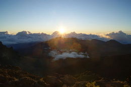 Photo of Maui Kahului Shore Excursion: Haleakala Crater Adventure Tour Sunrise