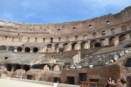 Photo of Rome Ancient Rome and Colosseum Tour: Underground Chambers, Arena and Upper Tier The Emperor sitting area