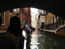 Photo of Venice Venice Gondola Ride and Serenade The three gondolas return