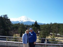 What a wonderful day to visit Fuji-san, Paul M - February 2009