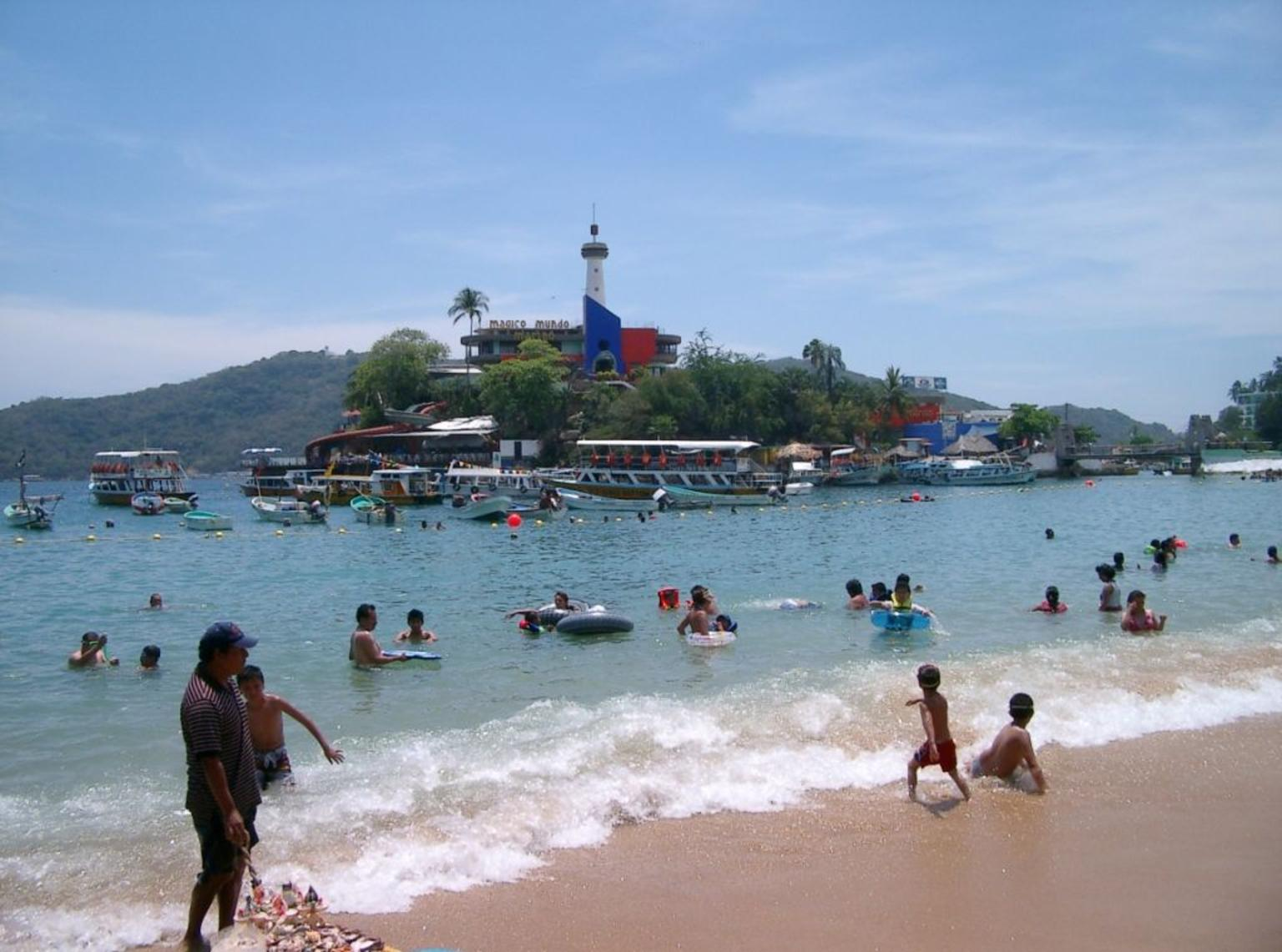 Acapulco Shore Excursion: All-Inclusive City Sightseeing Tour and Baby Turtle Release