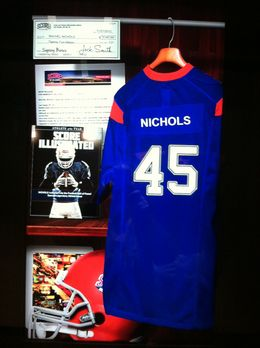 Photo of Las Vegas Ultimate Sports Fan Experience at Score! in Las Vegas The Team Jersey