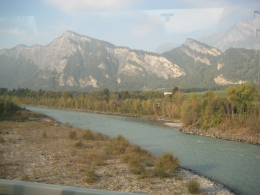 A picture of the Alps., Efraim E - October 2010