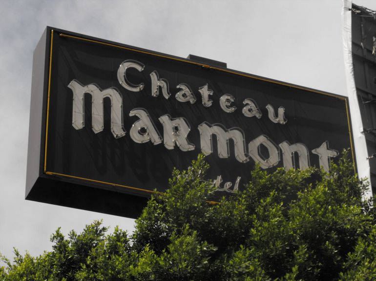 Chateau Marmont - Los Angeles