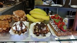 Photo of Amsterdam Bruges Day Trip from Amsterdam Delicious Waffles