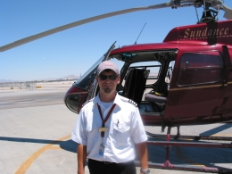 Photo of Las Vegas Ultimate Grand Canyon 4-in-1 Helicopter Tour Great pilot