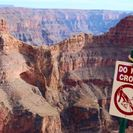 Photo of Las Vegas Ultimate Grand Canyon 4-in-1 Helicopter Tour Looking towards Eagle Point (can you see the eagle formation?).
