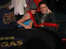 Photo of Las Vegas Las Vegas Super Saver: Romance Package at Madame Tussauds with Gondola Ride and Lunch or Dinner Me distracting Ben