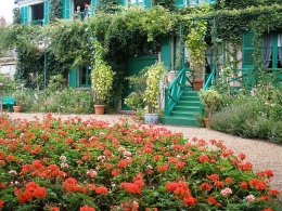Photo of Paris Giverny and Monet's Garden Bike Tour Monet's house