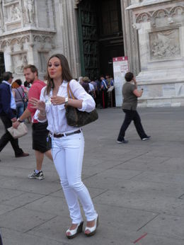 Photo of Milan Skip the Line: Small-Group Milan Walking Tour with da Vinci's 'The Last Supper' Tickets our tour guide