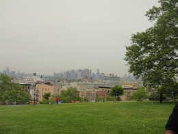 Photo of New York City Best of Brooklyn Half-Day Food and Culture Tour Park where we had our picnic