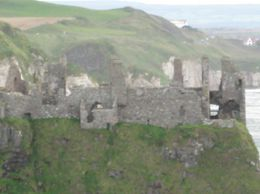 This photo stop is literally about 5 minutes. You can't get anywhere near the actual castle. - September 2007