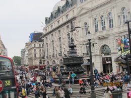 We drove past Picadilly Circus a few times. , nofocruiser - October 2013