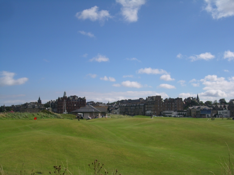 St. Andrews - Edinburgh