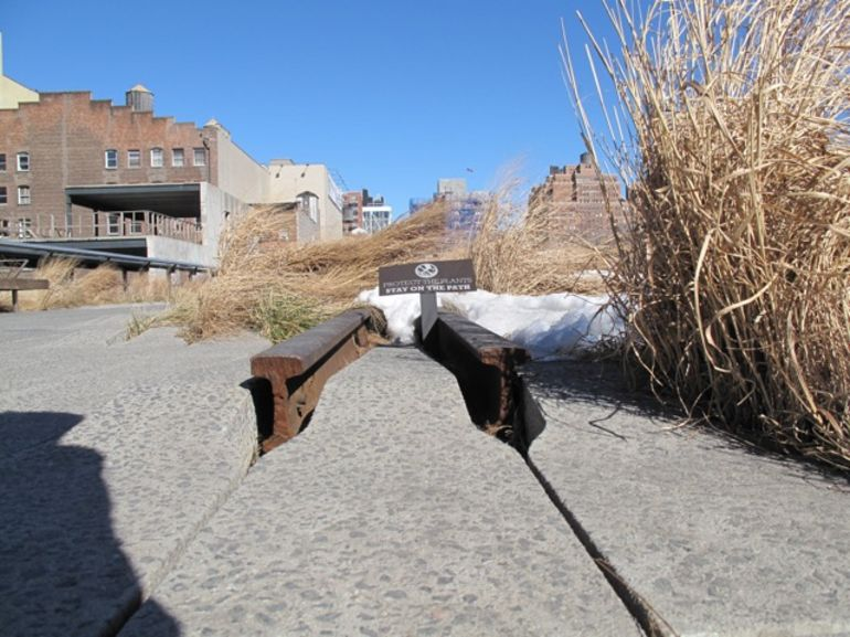 The High Line's Heritage - New York City