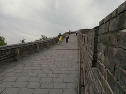 the up walking the wall of China , Stephen J - June 2016