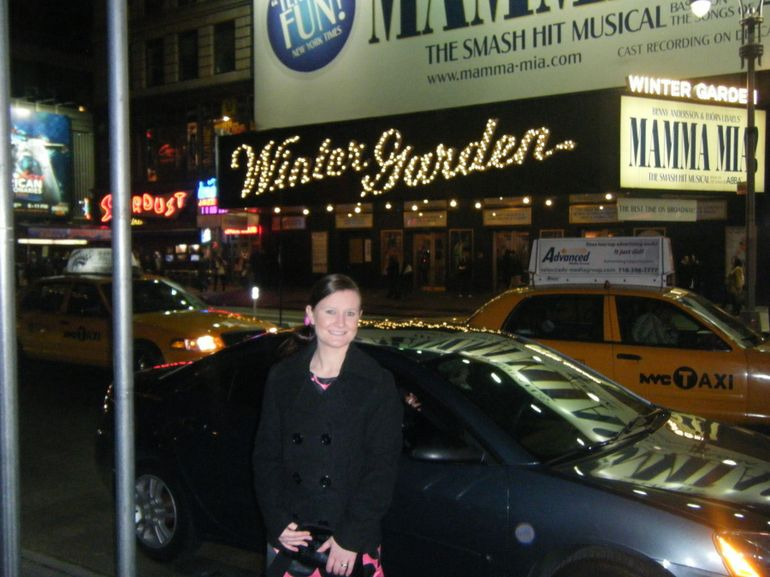 Winter Garden Theatre - New York City