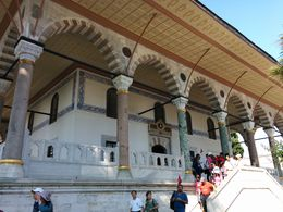 Photo of Istanbul Istanbul in One Day Sightseeing Tour: Topkapi Palace, Hagia Sophia, Blue Mosque, Grand Bazaar 1867.jpg