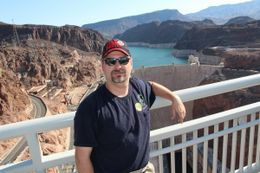 Photo of Las Vegas Ultimate Hoover Dam Tour Brian (me)