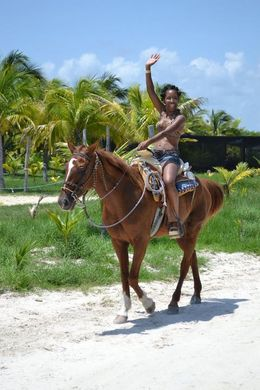 Photo of Cancun Horseback Riding near Cancun cancun 3