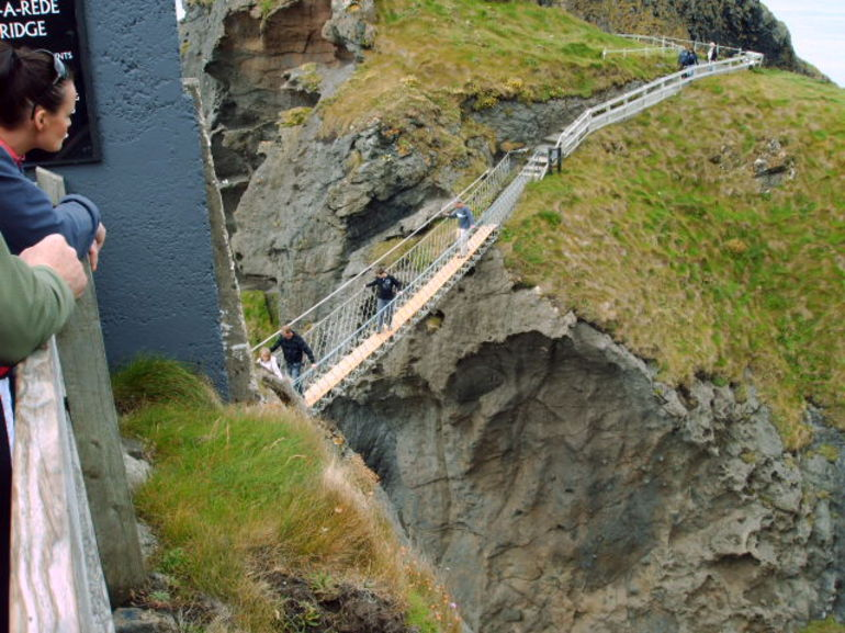 Carrick-a-Rede Rope Bridge - Dublin