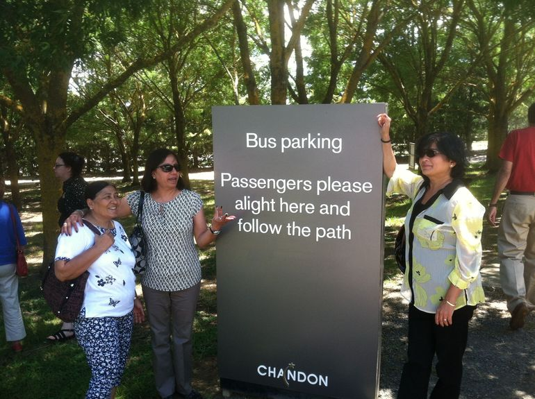 Chandon winery - Melbourne